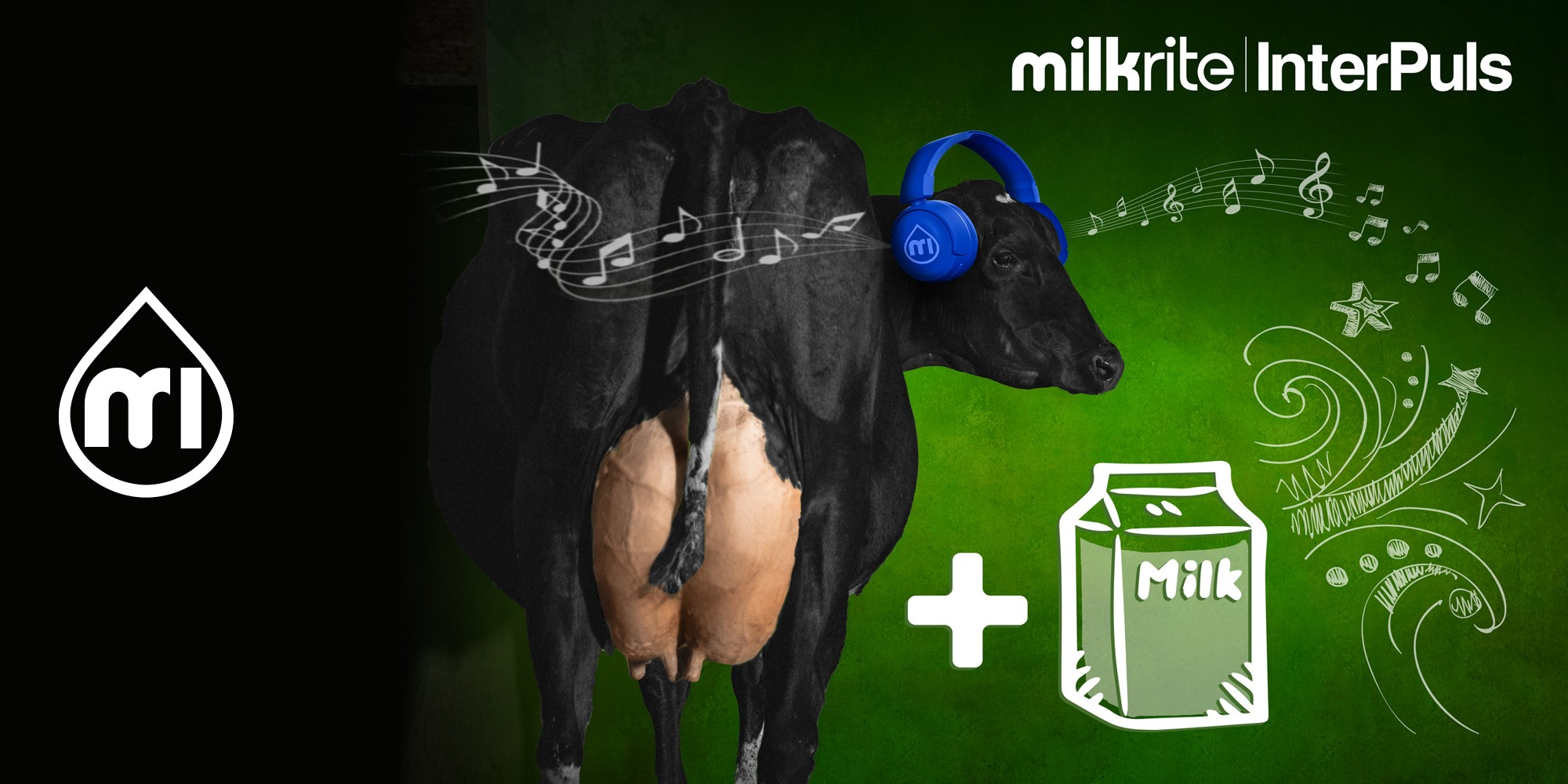 How to improve your milk yield through music